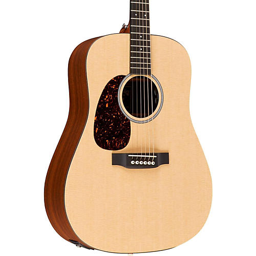 Martin X Series DXMAE-L Dreadnought Left-Handed Acoustic-Electric Guitar