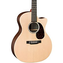 Martin X Series GPCX1RAE Grand Performance Acoustic-Electric Guitar