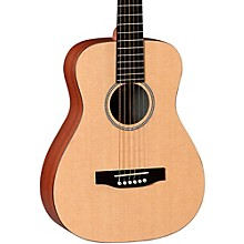 X Series LX Little Martin Acoustic Guitar Natural