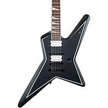 X Series Signature Gus G. Star Electric Guitar Satin Black with White Pinstripes