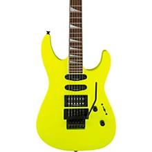 X Series Soloist SL3X Electric Guitar Neon Yellow