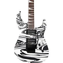 X Series Soloist SLX DX Swirl Electric Guitar White Swirl