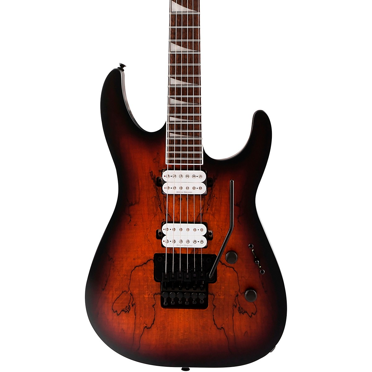 Jackson X Series Soloist SLX Spalted Maple Electric Guitar