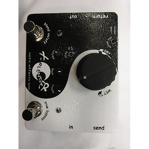 Xotic X-blender Effect Pedal