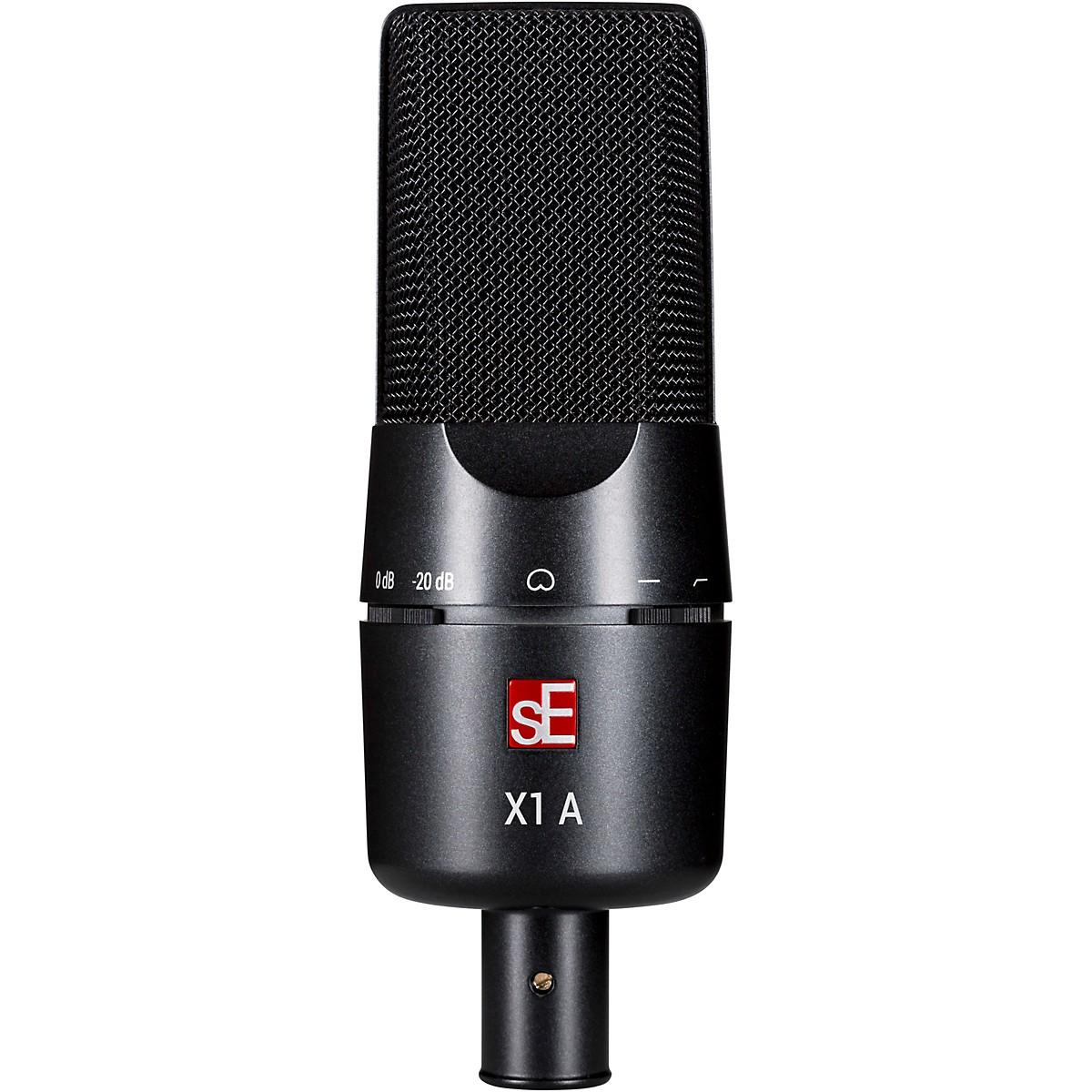SE Electronics X1 A Large Diaphragm Condenser Microphone