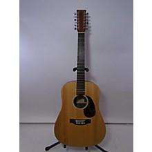 Martin X1D12ECST 12 String Acoustic Guitar
