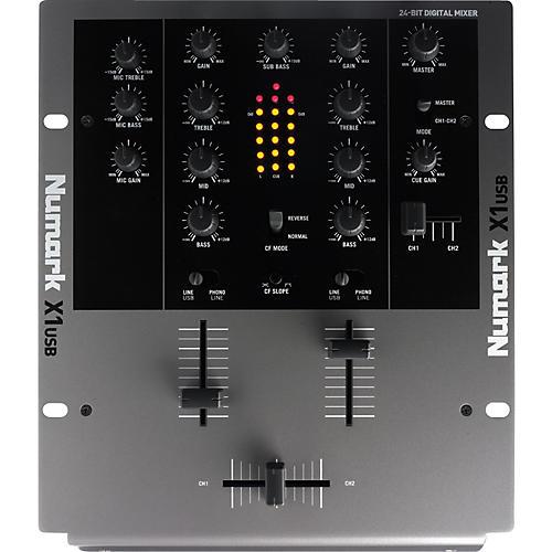 Numark X1USB DJ Mixer with USB