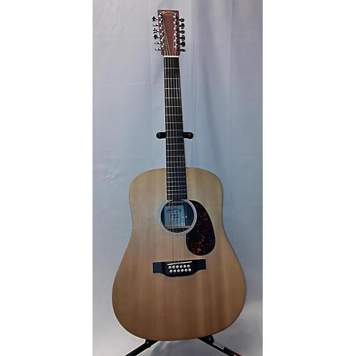 Martin X1d12ecst 12 String Acoustic Electric Guitar