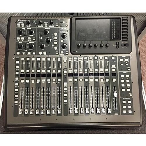 used behringer x32 compact digital mixer guitar center. Black Bedroom Furniture Sets. Home Design Ideas