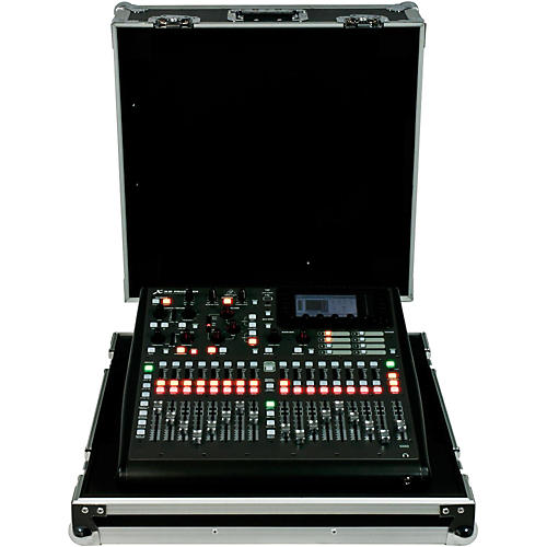 behringer x32 producer tp digital mixing console and road case package guitar center. Black Bedroom Furniture Sets. Home Design Ideas