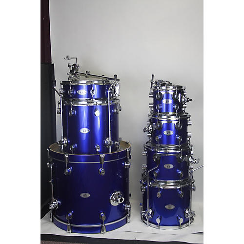 used pdp by dw x7 drum kit guitar center. Black Bedroom Furniture Sets. Home Design Ideas