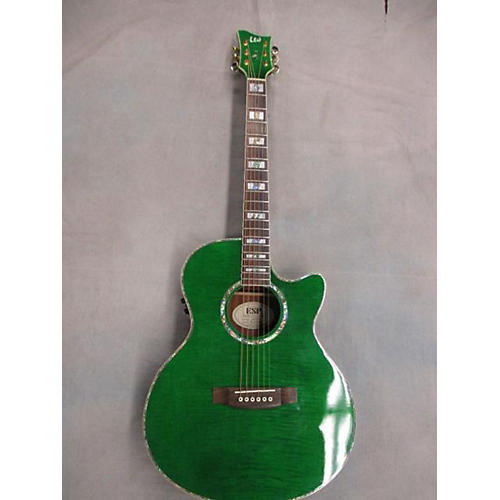 ESP XAC20E Acoustic Electric Guitar
