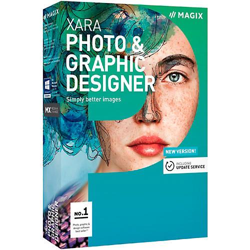 Magix XARA Photo & Graphic Designer