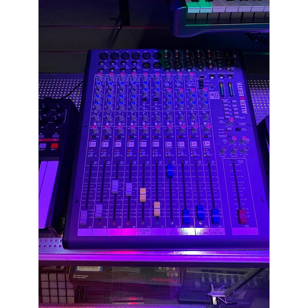 Allen & Heath XB14-2 Unpowered Mixer