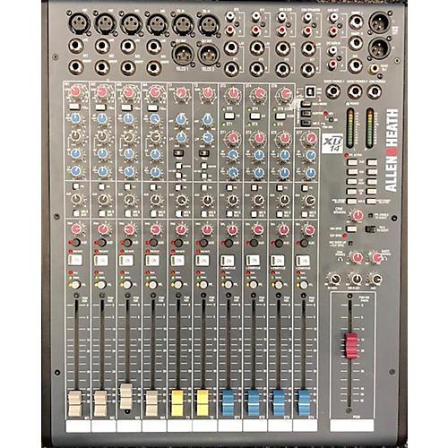 Allen & Heath XB214X Powered Mixer