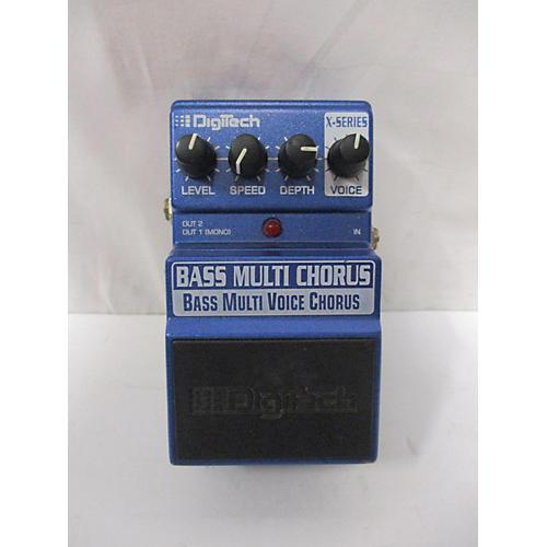used digitech xbc bass multi chorus bass effect pedal guitar center. Black Bedroom Furniture Sets. Home Design Ideas
