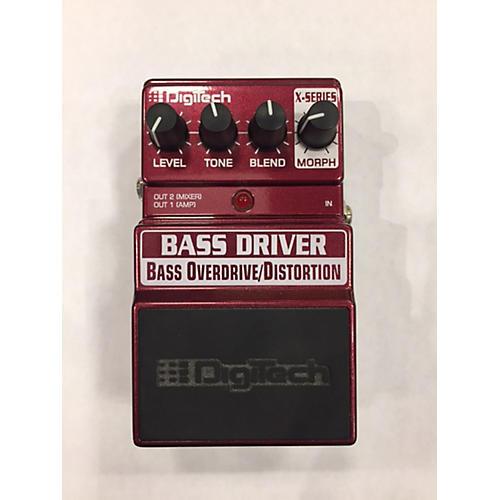 Digitech XBD Bass Driver Effect Pedal