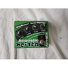 Acoustic XCITER Pedal