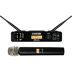 XD-V75 Digital Wireless Handheld Microphone System Black