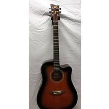 ESP XDC5E Acoustic Electric Guitar