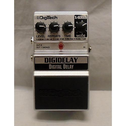 Digitech XDD Digital Delay Effect Pedal