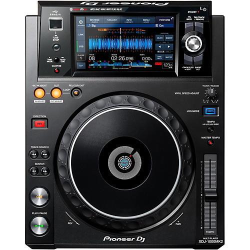 Pioneer DJ XDJ-1000MK2 Digital Performance Multi-Player