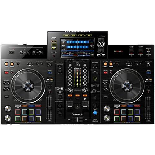 Pioneer DJ XDJ-RX2 Professional DJ Controller with Touchscreen Display and Rekordbox Integration