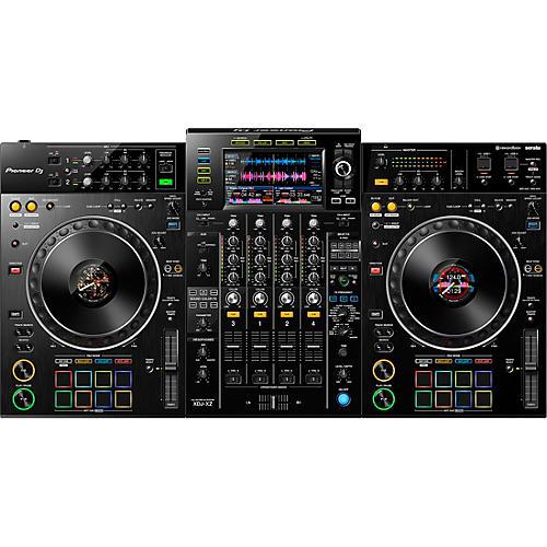 Pioneer DJ XDJ-XZ 4-Channel Standalone Controller for rekordbox dj and Serato DJ Pro