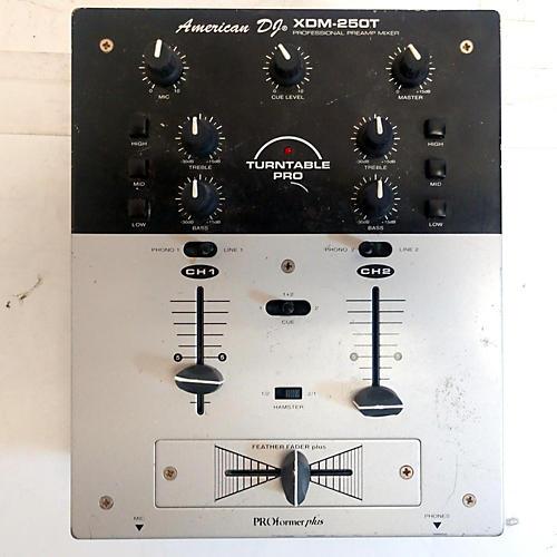 American DJ XDM-250T DJ Mixer