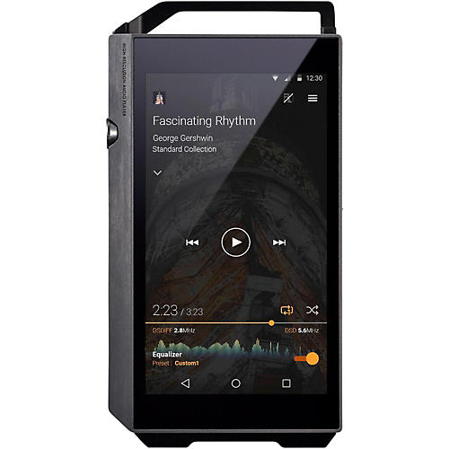 Pioneer XDP-100R Portable High-Resolution Digital Audio Player (Black)