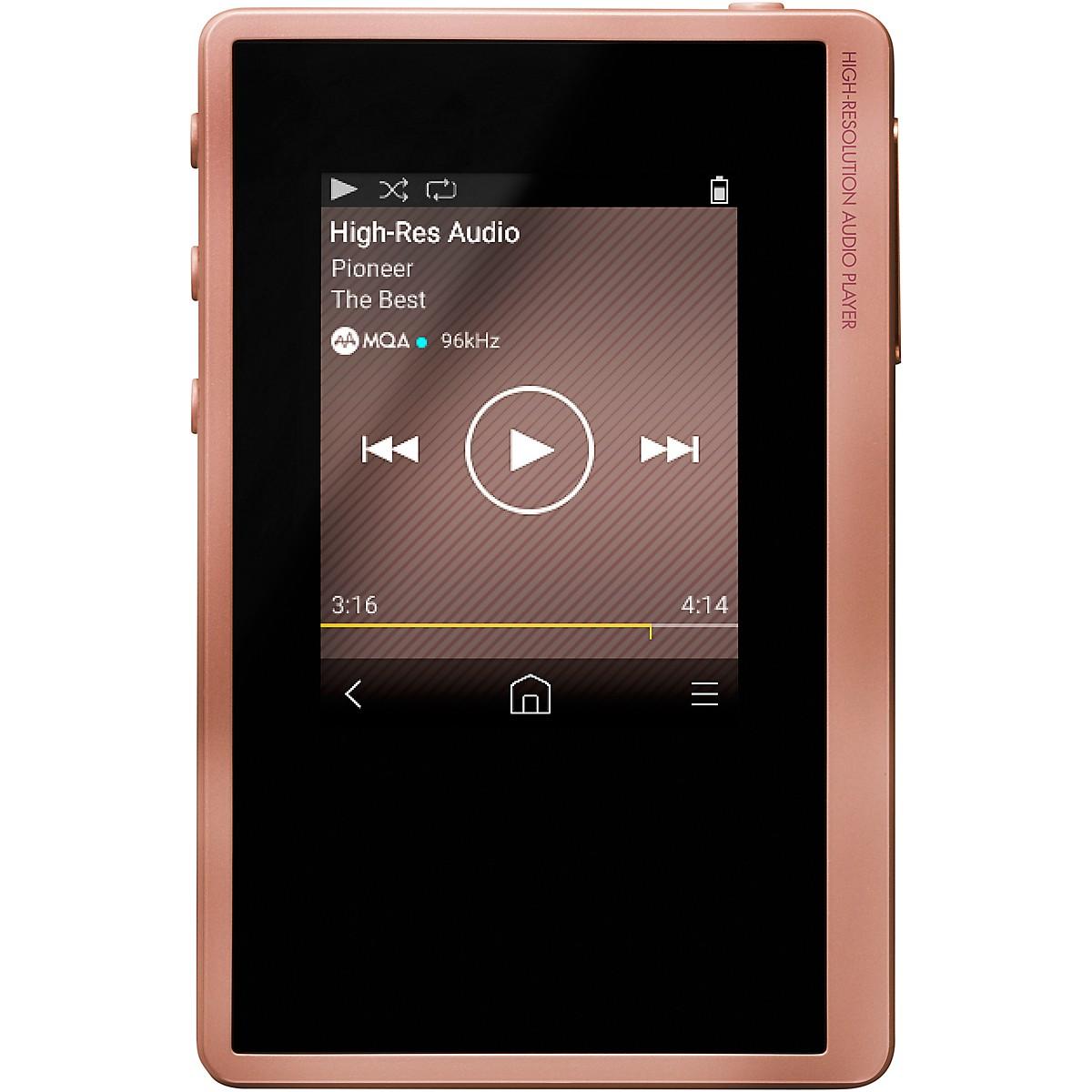 Pioneer XDP02UP Pink Digital Audio Player
