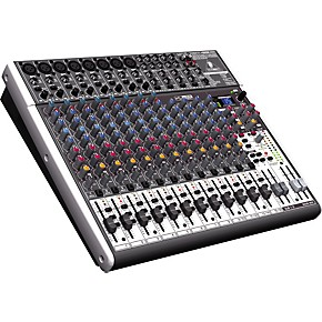 behringer xenyx x2222usb usb mixer with effects guitar center. Black Bedroom Furniture Sets. Home Design Ideas