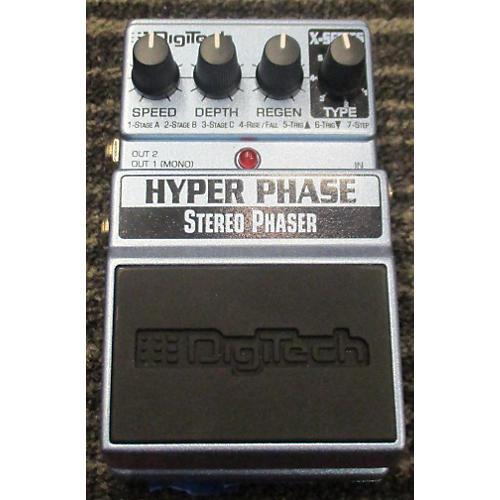 Digitech XHP Hyper Phase Effect Pedal