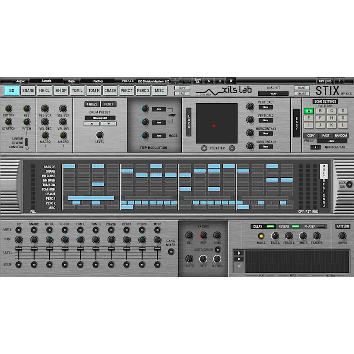 XILS lab XILS 3 V2.0 Modular Synthesizer Software Download