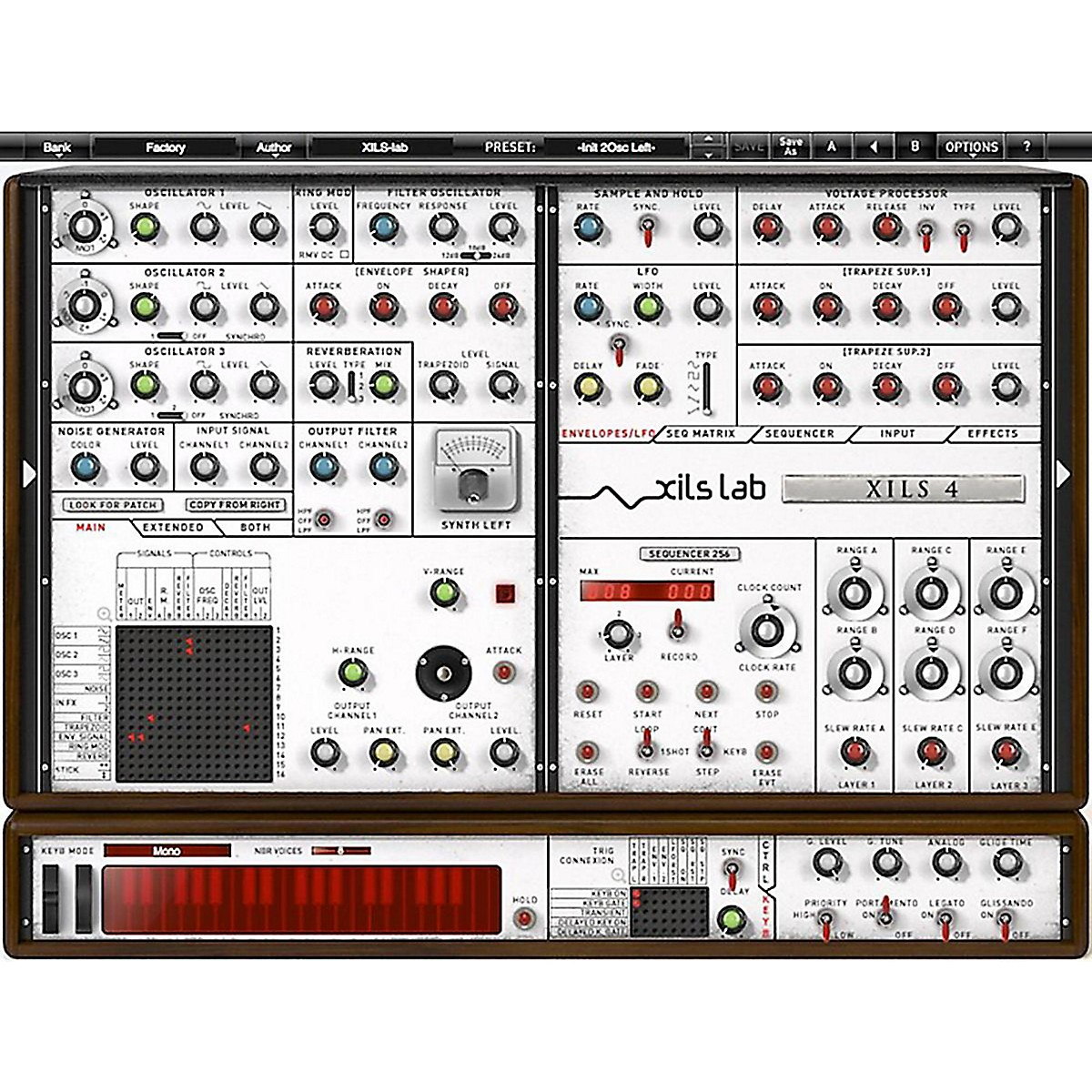 XILS lab XILS 4 Modular Synthesizer Software Download