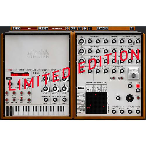 XILS lab XILS3LE Virtual Instrument