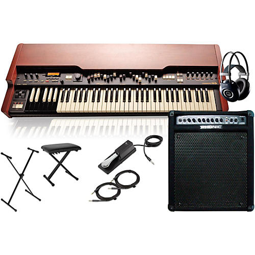 Hammond XK-3c Keyboard Package
