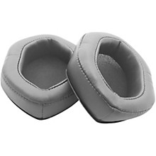 XL Memory Cushions for Over-Ear Headphones Gray