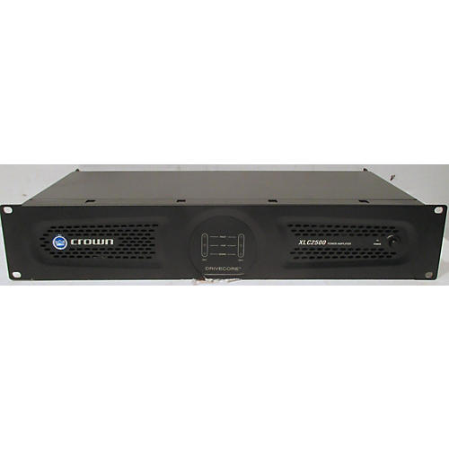 Crown XLC2500 Power Amp