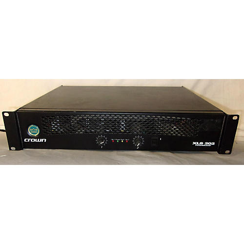 Crown XLS202 Power Amp