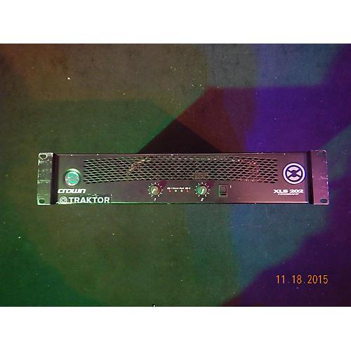 Crown XLS202D Power Amp