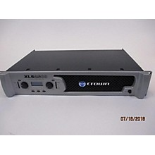 Crown XLS2500 Power Amp
