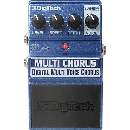 Digitech XMC Multi Chorus Digital Multi Voice Chorus Pedal