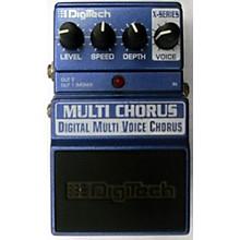 Digitech XMC Multi Chorus Effect Pedal
