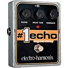 Electro-Harmonix XO #1 Echo Digital Delay Guitar Effects Pedal Level 1