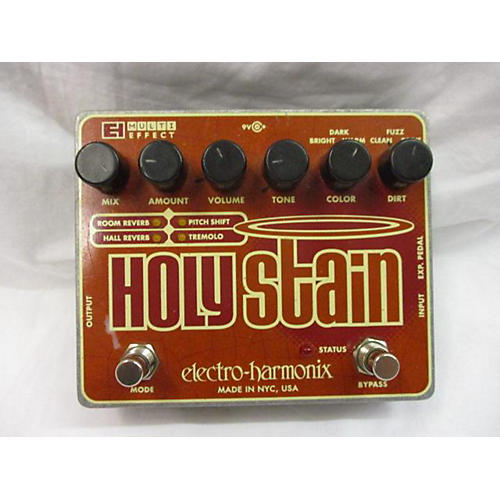 Electro-Harmonix XO Holy Stain Effect Processor