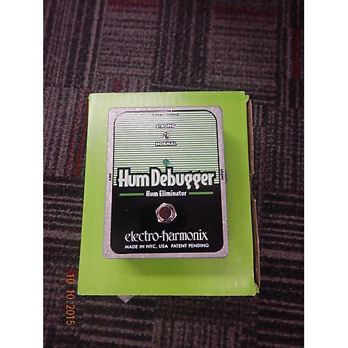 Electro-Harmonix XO Hum Debugger Hum Eliminator Effect Pedal