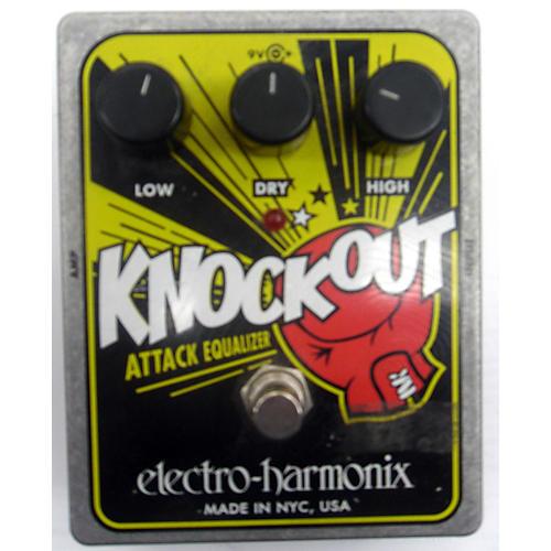 Electro-Harmonix XO Knockout Attack Equalizer Pedal