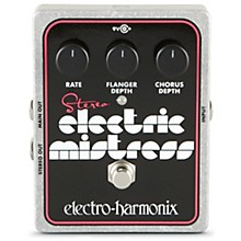 Electro-Harmonix XO Stereo Electric Mistress Flanger / Chorus Guitar Effects Pedal