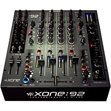 Allen & Heath XONE:92 6-Channel DJ Mixer Level 1
